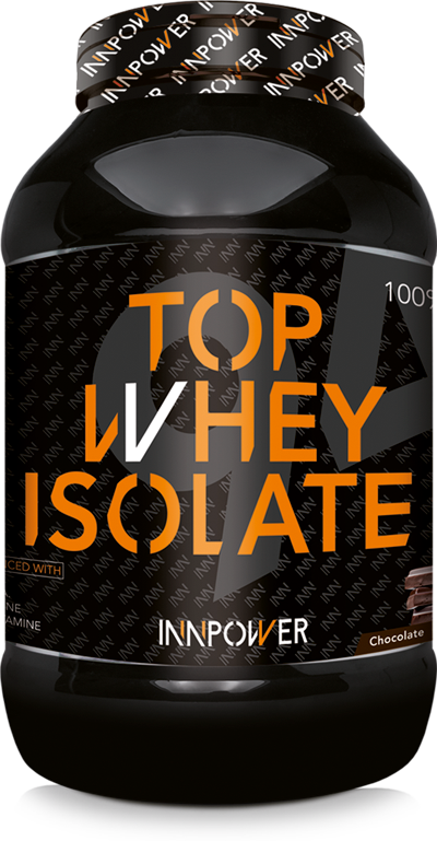 Imagen del bote de la protína 94 Top Whey Isolate de Innpower