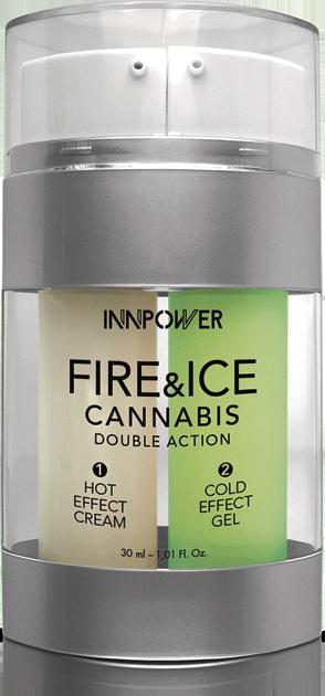 Imagen del bote Fire&Ice Cannabis Double Action de Innpower