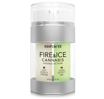 Imagen del bote Fire&Ice Cannabis Double Action de Innpower