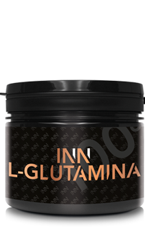 Bote de INN L-Glutamina