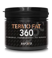 Quemagrasas multizona Termo Fat 360 cásulas Innpower