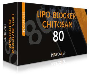 Quemagrasas Lipo Blocker Chitosan 80