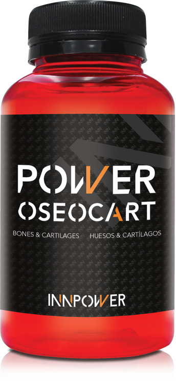 Imagen del bote de Power Oseocart