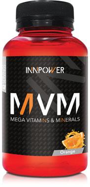 Mega Vitamins & Minerals