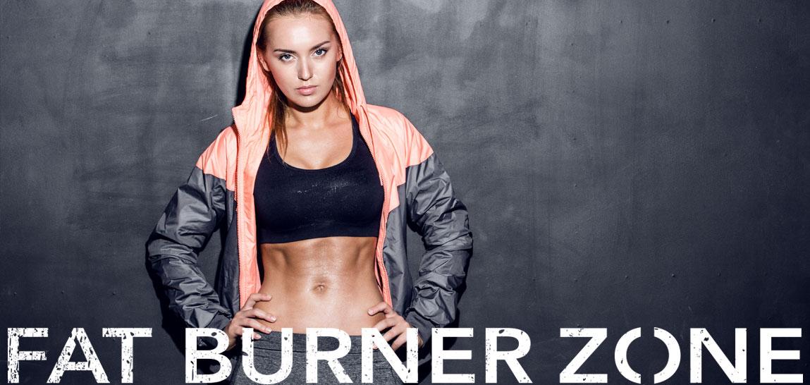 Productos fat Burner Zone