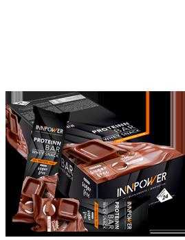Imagen de las barritas de proteína de innpower
